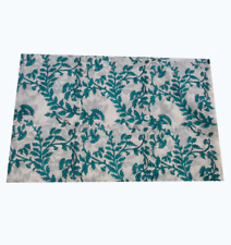 Indian Cotton 10 Yard Hand Block Print Saganeri Running Women Sewing Fabric A11+