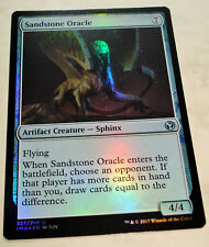 FOIL: Sandstone Oracle - Iconic Masters - Magic MTG -TopMint - englisch