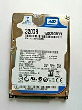 """HDD Western Digital WD3200BEVT-22A23T0 DCM: SHMTJHB 2.5"""" 320Gb SATA Disco Rigido"""
