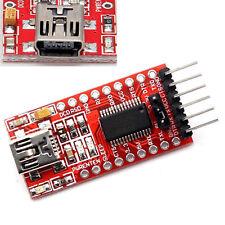 FT232RL FTDI USB a TTL Conversor Serie - USB 3,3-5V Arduino Pro Mini FTDI232