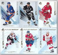 17-18 SP Authentic Christian Fischer Future Watch Spectrum FX Unscratched 2017