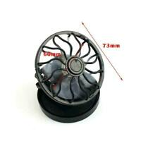 New Clip-on Hat Mini Clip Solar Sun Energy Power Panel Cooler Fan Cell H4U8