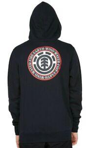 Mens Element Seal Back Pullover Hoodie - Hooded Jumper. Size M. NWOT, RRP $79.99