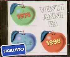 """COMPILATION  """" VENTI ANNI FA VOL.3 """" CD SIGILLATO  743212362121"""