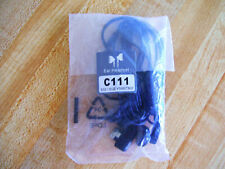New Cellphone Headset Hands-free Lg Stereo Earbud Ssi Sgey0007302 C111