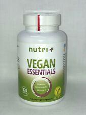 Veganer Essentials Vitamine & Mineralstoffe Vitamin B12 D3 Eisen Selen Omega 3