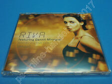"5"" Single CD Riva + Dannii Minogue - Who do you love now (K-038) 4 Tracks 2001"