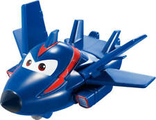 Super Wings Transform-a-Bots Agent Chace