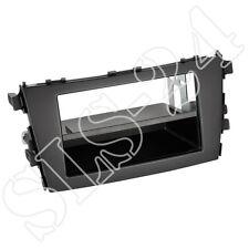 Suzuki Celerio LF ab 11/2014 Doppel-DIN Radioblende Radiohalterung m. Ablagefach