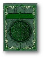 The Verde Man Jugando a las Cartas (Primavera) By Jocu Poker Juego de Cardistry