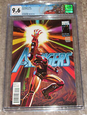 Marvel Comics Avengers 12 CGC 9.6 Iron Man Infinity Gauntlet EndGame