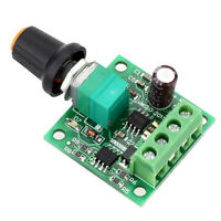 Low Voltage DC PWM Motor Speed Controller Module 1.8V 3V-5V-6V 12V 2A L6L5