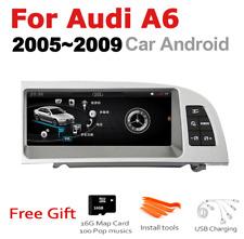 Audi A6 4F 2005~2009 Android Car Radio Stereo GPS Navigation MMI AUX Original