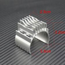 CNC Alum Motor Heat Sink For Axial SCX10 II 90046 TRX4 D90 1/10 RC Crawler Car