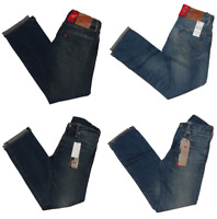 Levis 511 Slim Fit Selvedge Premium Jeans Blue Wash Soft 30 31 32 33 34 36 38 x