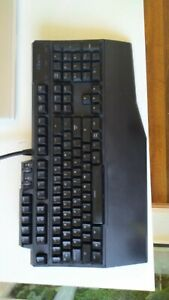Gigabyte Aivia Osmium Mechanical Gaming Keyboard Cherry Brown keys