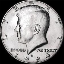 1984 D Kennedy Half Dollar - BU