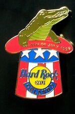 HRC Hard Rock Cafe Orlando 4th July 1999 Gator Hat