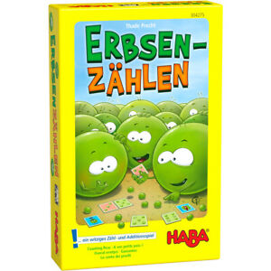 HABA 304275 Counting Peas Game