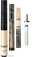 NEW Players C-9921 - Smoked Stained Pool Cue - FREE CASE, JT CAPS & US SHIPPING