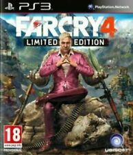 Far Cry Part 4 IV PS3 PlayStation 3 Video Game Mint Conditon Original UK Release