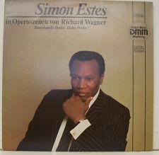 "Simon Nouveauté en opernszenen de Richard Wagner Berlin Heinz Fricke 12 "" LP ("