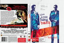 Kiss Kiss Bang Bang-2005-Robert Downey Jr-Movie-DVD