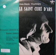 JEAN-MARIE VIANNEY le saint curé d'ars LP+LIVRE RARE++