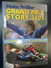 Grand Prix Story 2005, Alonso 1. - Der neue König door Heinz Prüller