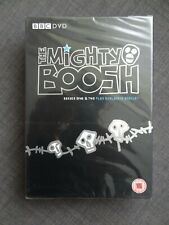 The Mighty Boosh Series 1-2 BOX SET & BOOKLET - New & Sealed - FREE UK POSTAGE