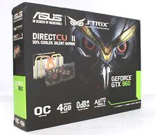 ASUS STRIX Geforce GTX 960 OC Edition 4GB GDDR5 - Z05