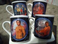 Star Trek TOS coffee mugs new in box