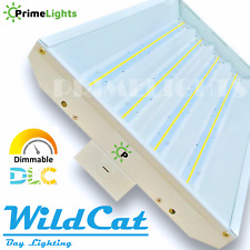 LED Linkable Shop Light, Extreme Energy Efficiency, Daylight White Lighting