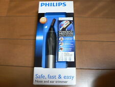 Philips Nose Hair Ear Hair and Eyebrow Trimmer Showerproof No Pulling Guaranteed