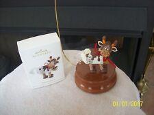 Hallmark Keepsake 2011 Milk Chocolate In Original Box Christmas Ornament