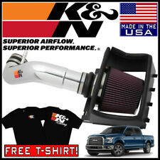 K&N Fipk Cold Air Intake System fits 2011-2014 Ford F-150 5.0L V8