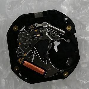 For Japan VX3J Quartz Watch Watch Movement Replacement Parts Durable Strong