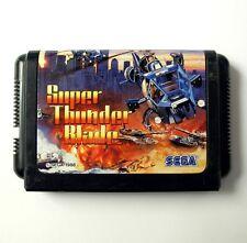SUPER THUNDER BLADE (JAP) pour Sega Megadrive -Game for Sega Mega Drive (NTSC/J)