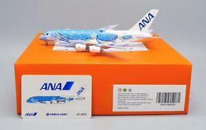 A380, ALL NIPPON AIRWAYS FLYING HONU LANI REG:JA381A - JCWINGS JCEW4388006 1/400