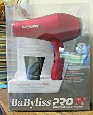 NEW!! Babyliss Pro TT 3000 Tourmaline Titanium Hair Dryer - BABTT5585 (9252)