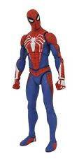 (2020) Diamond Marvel Select SPIDER-MAN VIDEO GAME PS4 Action Figure MOC!
