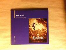 DVD / APRES LE SUD / JEAN JACQUES JAUFFRET / EDITION SPECIALE / TRES BON ETAT