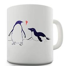 Penguin Love Tea Coffee Mug