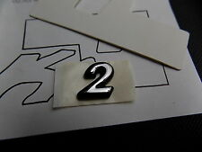 ORIGINALE NUOVO FORD KA 2 Badge Logo Emblema per AC II MK1 I 1996-2008 studio 1.3 1.6