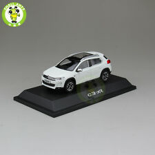 1/43 China Citroen C3-XR C3 XR Diecast Suv car model White