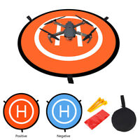 2-SideD Landing Pad Drone Parking Apron For DJI  Mavic MINI Pro Air 2 Drone 55mm