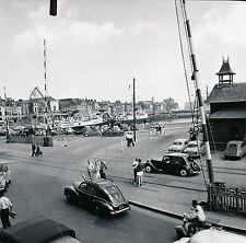 DIEPPE c. 1950 - Le Port Automobiles Normandie - Div 3974