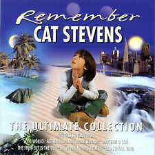 Cat Stevens Greatest Hits CD - Remember The Ultimate Collection Best of