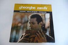 THE WONDERFUL PAN-PIPE OF GHEORGHE ZAMFIR LP ROMANIA.BREAZA DE LA DRAGODANA.