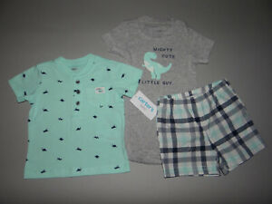 NWT, Baby boy clothes, 18 months, Carter's short set/   ~SEE DETAILS ON SIZE~~